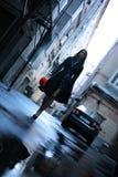 Ville d'automne photo libre de droits