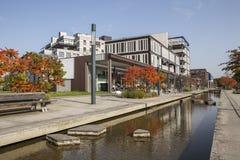 Ville d'Enschede en Hollandes photos stock