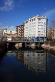 Ville d'Eskisehir Photo libre de droits