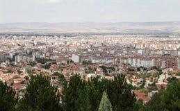Ville d'Eskisehir en Turquie Images stock