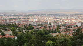 Ville d'Eskisehir en Turquie Photo stock