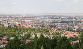 Ville d'Eskisehir en Turquie Image libre de droits