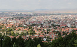 Ville d'Eskisehir en Turquie Photographie stock