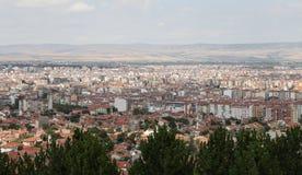 Ville d'Eskisehir en Turquie Images libres de droits