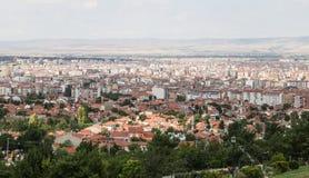 Ville d'Eskisehir en Turquie Photographie stock libre de droits