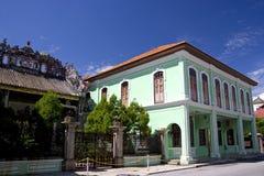 ville d'héritage de george de construction photos libres de droits