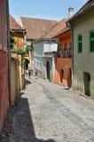 Ville d'héritage de l'UNESCO de Sighisoara, Roumanie Images libres de droits
