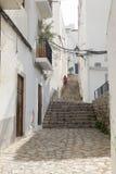 Ville d'Ibiza Images stock