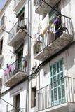 Ville d'Ibiza Photo libre de droits