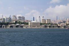 Ville d'Istanbul Images libres de droits