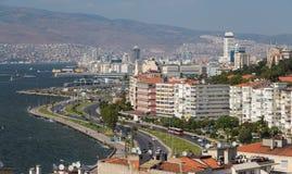 Ville d'Izmir Photo libre de droits