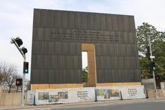 Ville d'Oklahoma Afred P Murrah Images stock