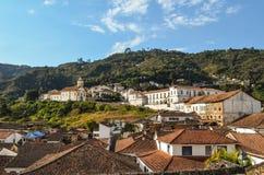 Ville d'Ouro Preto photos libres de droits