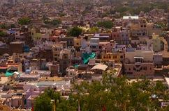 Ville d'Udaipur images stock