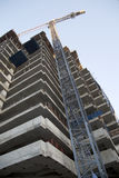 Ville Dallas de développement Images stock