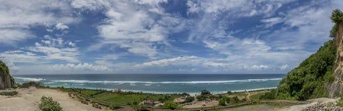 Ville de Bali des dieux Image libre de droits