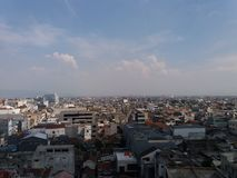 Ville de Bandung photographie stock libre de droits