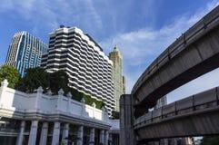 Ville de Bangkok Image libre de droits