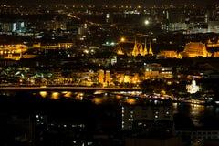 Ville de Bangkok Photo stock