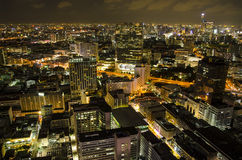 Ville de Bangkok Photo stock