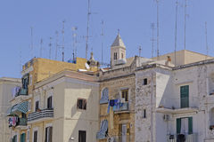 Ville de Bari Photo libre de droits