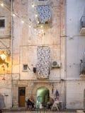 Ville de Bari en Italie Image libre de droits
