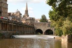 Ville de Bath. Photos stock
