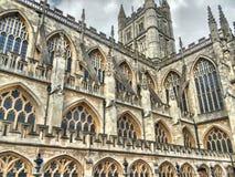 Ville de Bath Images libres de droits