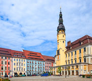 Ville de Bautzen Photos stock