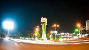 Ville de Bien Hoa, Vietnam Photographie stock libre de droits
