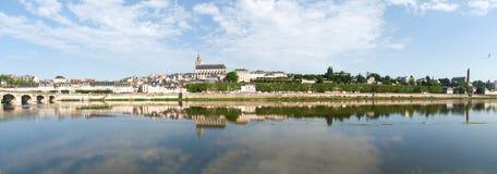 Ville de Blois Lizenzfreies Stockfoto