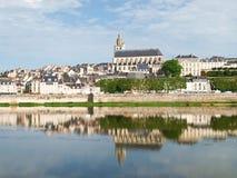 Ville de Blois Royalty Free Stock Images