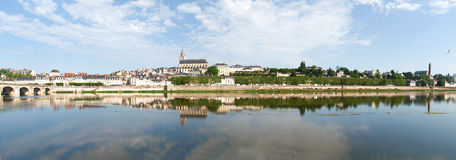 Ville de Blois Royalty Free Stock Photo