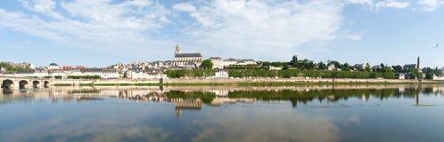 Ville de Blois Stock Photos