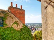 Ville de Blois Royalty Free Stock Photography