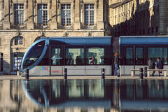 Ville de Bordeaux Photo stock