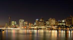 Ville de Brisbane, Australie de QLD Image stock