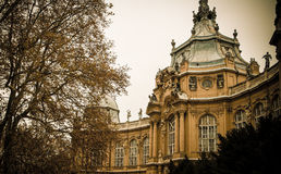 Ville de Budapest en Hongrie photo stock