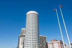 Ville de Buenos Aires, Argentine de déplacement beau chiffre dimensionnel illustration trois du sud de 3d Amérique très R moderne Photographie stock
