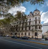 Ville de Buenos Aires hôtel - Palacio Municipal de la Ciudad De Buenos Aires - Buenos Aires, Argentine images libres de droits