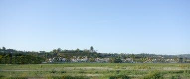 Ville de Camarillo, CA Image stock