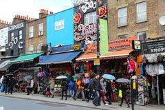 Ville de Camden, Londres Photo stock