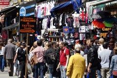 Ville de Camden, marché, Londres Photo libre de droits