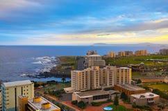 Ville de Cape Town, Afrique du Sud. Image stock