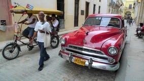 Ville de centre du Cuba, La Havane images stock