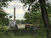 Ville de Chernobyl Image libre de droits