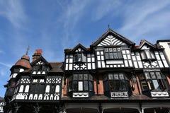 Ville de Chester photographie stock