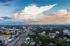 Ville de Chiangmai Photo stock