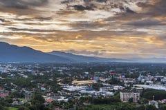 Ville de Chiangmai Photos libres de droits