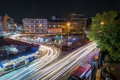 Ville de Chiangmai Image libre de droits